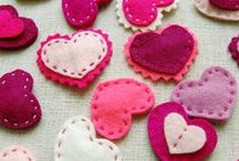 Made With Love / Valentine's Crafts