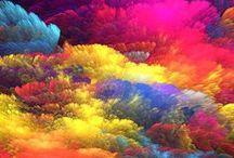 Colour Splash! / Colours & Palettes ideas