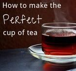 How to Brew Tea / Learn how to brew iced tea, black tea, cold tea, green tea, loose tea and more. We have you covered for whether you want to brew loose tea leaves or tea bags!