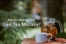 Iced Tea / Learn how to make iced tea with these iced tea recipes.