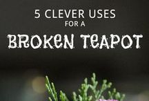 Teapots / A collection of teapots, tea sets, and their uses .