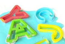 Letter Activities / Creative letter activities to help our kids learn the alphabet!