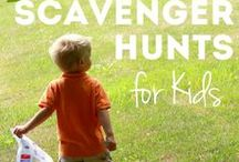 Fun Kid's Activities / Fun activities for kids and the whole family!