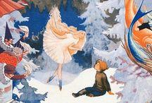 Rudolf Koivu - Finnish illustrator