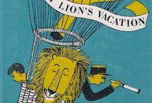 Inspiration Picture Books / Ilustraciones y libros que inspiran