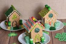 St. Patrick's Day crafts, food & fun! / Fun crafts, ideas, DIY projects for St. Patrick's Day.