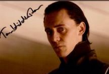 Just Loki, God of mischief / Loki and loki, Tom Hiddlleston  -- and thor and Marvel and Avengers