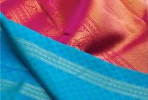 Colours of the Kanjivaram / Colours of the Kanjivaram