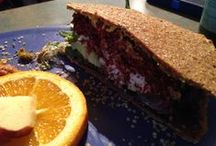 Vegganissimo Raw Burger Sandwiches / by RESPECT ALL
