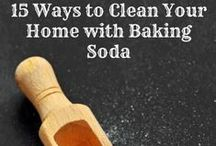 Cleaning tips / Mostly natural DIY cleaning tips