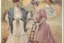 Fashion years 1900-1919