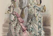 1851- 1899 Fashion