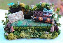 Fairy miniatures