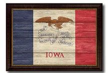 """Iowa, Iowa State, Gift Ideas, Home Decor / SpotColorArt.com Team@SpotColorArt.com We Have Over 20,000 NEW Art Design. Beautiful Home Decor, Art """"New"""" Trends, Inspirational Quotes, Motivational, Hand Made in USA. Update your home décor with stylish, Framed Art, Custom Made Canvas Art! They come available in an incredible range of vibrant colors, sizes and designs to choose from! """"NOW"""" On SALE Start $19.99 -"""