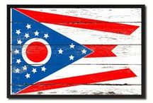 """Ohio, Ohio State, Gift Ideas, Home Decor / SpotColorArt.com Team@SpotColorArt.com We Have Over 20,000 NEW Art Design. Beautiful Home Decor, Art """"New"""" Trends, Inspirational Quotes, Motivational, Hand Made in USA. Update your home décor with stylish, Framed Art, Custom Made Canvas Art! They come available in an incredible range of vibrant colors, sizes and designs to choose from! """"NOW"""" On SALE Start $19.99 -"""