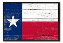 """Texas Flag, Gifts, Home Decor / SpotColorArt.com All Occasion Gift & Home Decor for Everyone Enjoy. Trendy Art Available They come available in an incredible range of vibrant colors, sizes and designs to choose from! """"NOW"""" On SALE with FREE Shipping."""