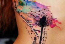 Tattoos / Anregungen, Vorlagen etc.