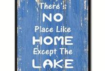 Lake Quotes, Home Decor, Gifts Ideas / All Occasion GIFT Ideas & Home Decor Anyone & Everyone will Love. Birthday Gift, Mother's day Gift, Father's day Gift, Christmas Gift , Wedding Gift Housewarming Gift, Open house Gift, and More. SpotColorArt.com Extra Discount CODE( PIN10 )