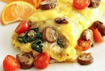 Omelets & Porridge