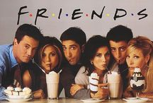 ❤ F.R.I.E.N.D.S / 6 people 10 years | Friends | Tv show | Tv serial