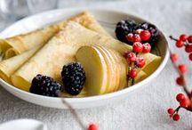 Pancakes & Blinis