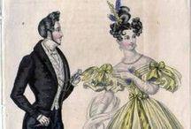 1800 - 1850 Fashion