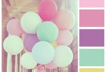 ❤️ PASTEL / Pastel | Color | All kind of pink | Types | Purple | Pink | Green | Blue | Watercolor | Pinky | Lover | Barbie |