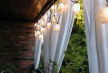 Terrace, Balcony Garden Ideas