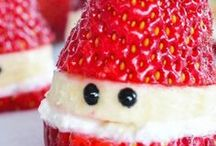 Feed Me: Christmas foods / Delicious and easy food that I like to prepare for Christmas.  Candy, cookies, sweet breads, pies, cakes, everything special for Christmas!