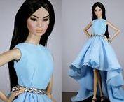 Antonio Realli fashion dolls