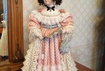 Clothes for dolls by Elena Poluchankina