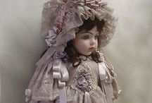 Clothes for dolls by Cheryl Imbornone