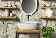 house ideas: baths / by Emily Watson