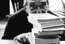 Escritores y premios / Maestros de la  #literatura y ejemplos a seguir para las nuevas generaciones y #premiosliterarios nacionales