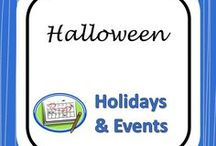 Halloween Ideas / Halloween Activities & Lesson Plans for Secondary Classrooms