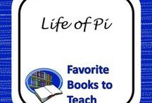 Teaching Life of Pi / Lesson Plans and Resources for Teaching the Yann Martel's Life of Pi