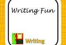 Writing Fun