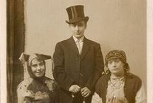 Men in Top Hats, & Other Photos / by Sandy Wischnewsky