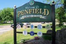 Penfield New York Real Estate / All about Penfield New York real estate including homes for sale by top Penfield NY Realtors, Keith Hiscock & Kyle Hiscock. #PenfieldNY #PenfieldNYRealEstate #PenfieldRealtors #PenfieldRealEstate #PenfieldNYHomes