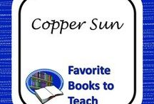 Teaching Copper Sun / Resources and Links for Teaching Sharon Draper's Copper Sun