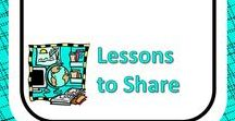Science Lessons to Share / Science Articles, Lessons, & Topics for Secondary Classrooms