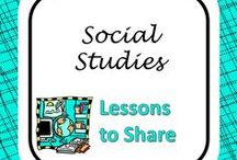 Social Studies Lessons to Share / Social Studies Articles, Lessons, & Topics for Secondary Classrooms