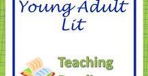 YA Lit / Lesson Plans & Activities to Complement YA Novels