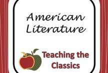 American Lit Resources / Lesson Plans & Activities