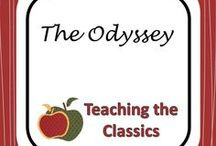 The Odyssey / Lesson plans, resources, and links to assist teachers with Homer's Odyssey.
