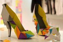 Origami et intentions japonaises / Projet CocoAshoes/LiolaLéa