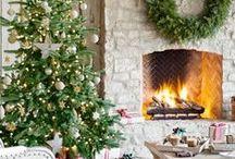 Scene  of  christmas