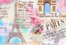 Collection  Illustrations of  Paris