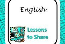 English Lessons to Share