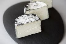 Edith / Ashed Goat Milk Cheese
